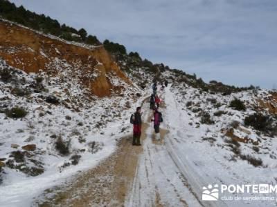 Valdemanco _ Buitrago del Lozoya - excursiones desde madrid; rutas madrid senderismo